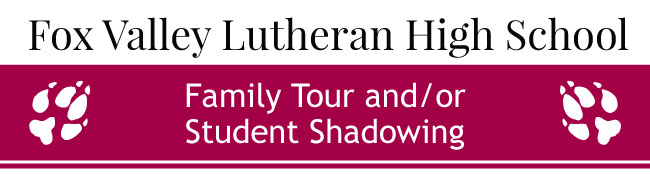 Family Tour and Student Shadowing